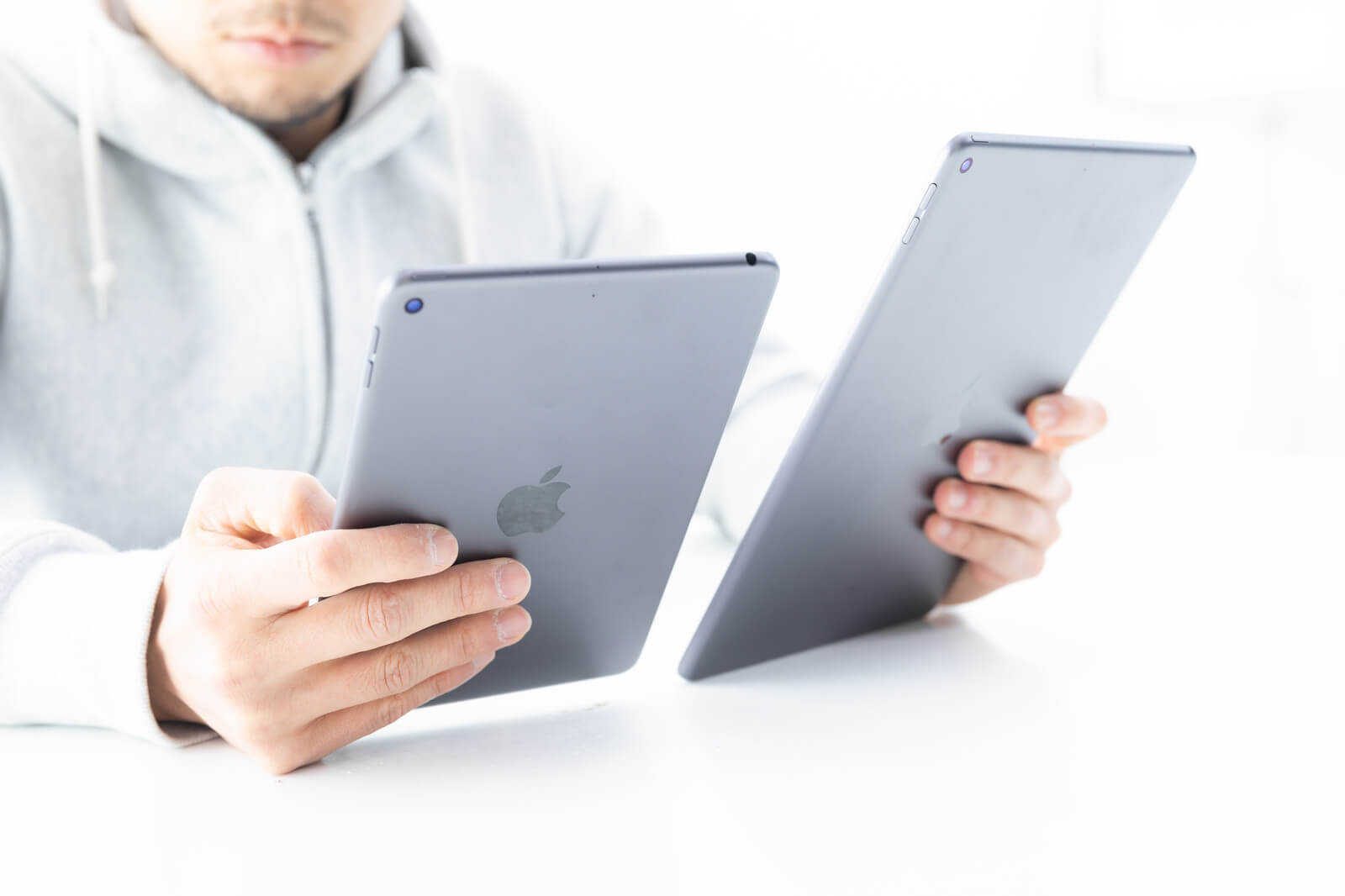 iPad下取り